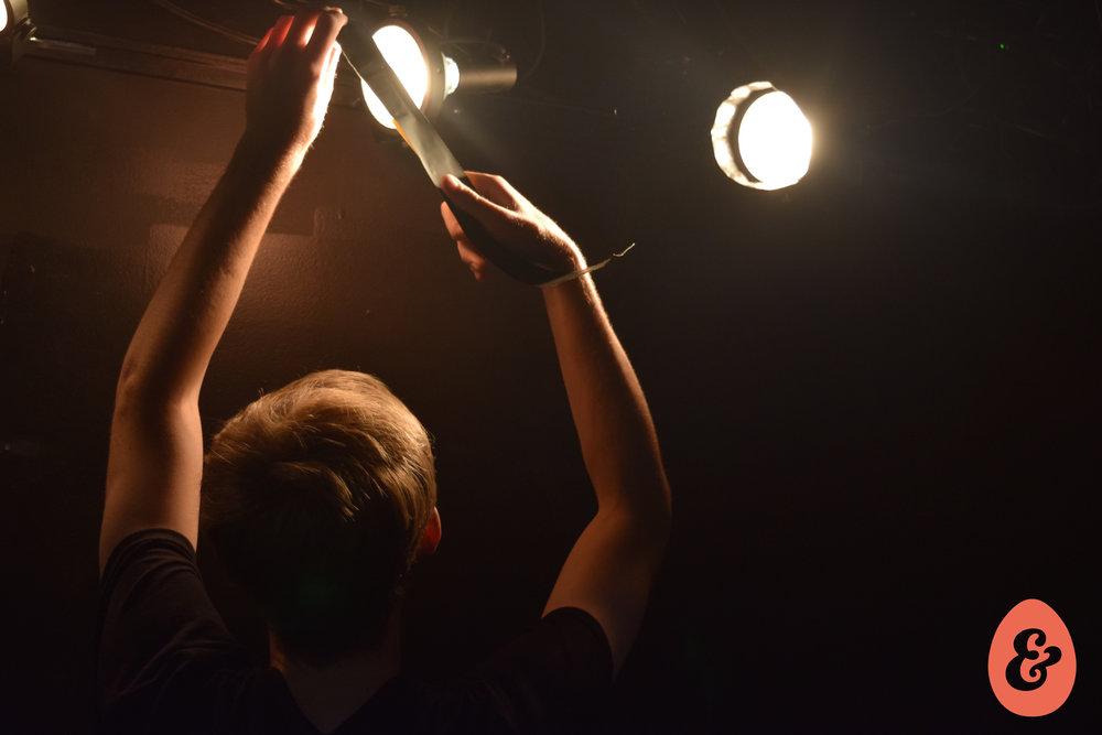 Lighting Designer, Greg Folsom
