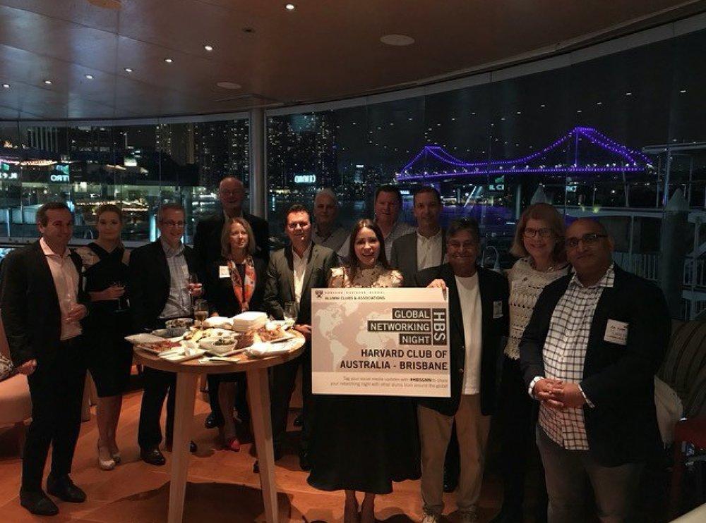 Last year's Global Networking Night Brisbane