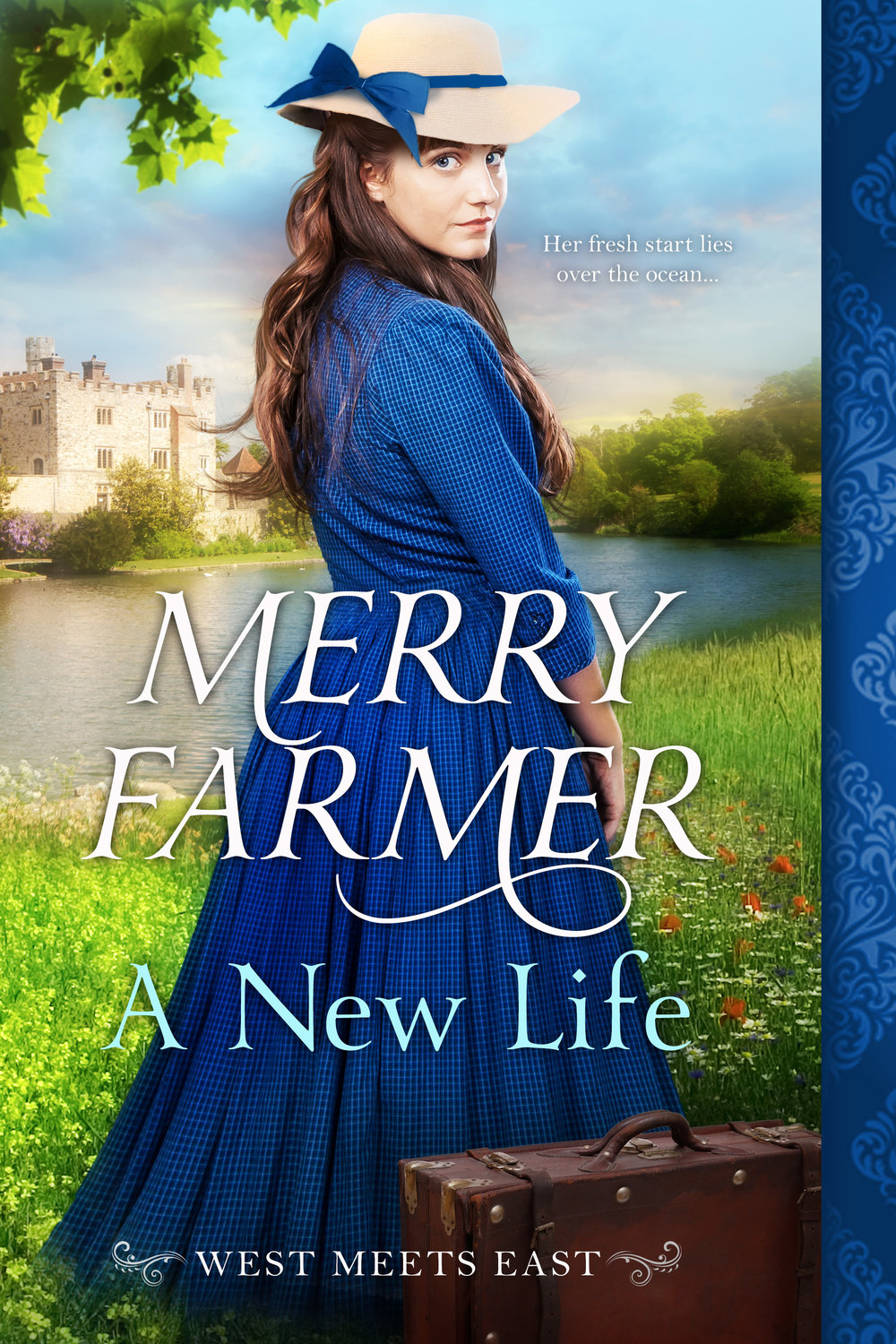 A New Life (Book 1) - Millie Horner considers herself the luckiest woman in the world. Saved from a life of prostitution in the Old West, she is determined to make a new life for herself across the ocean in Cornwall, England. But life below-stairs at Starcross Castle is filled with its own problems, specifically, the problem of making sure that none of her new friends discover the life she came from.That challenge becomes even harder when she falls for handsome and ambitious footman, Owen Llewellyn.Owen has his sights set on winning a job as foreman of one of the mines on the property owned by Starcross Castle's lord, Peter deVere, the Earl of Dunsford. Those plans take on a new urgency as love blooms between him and Millie. But Lord Dunsford's wicked nephew, Lord William is determined to undermine Owen and bend Millie to his own lascivious designs.Can the power of love overcome all obstacles, or will Millie's past stop her from living a new life?PLEASE BE ADVISED – Steam Level: Hot