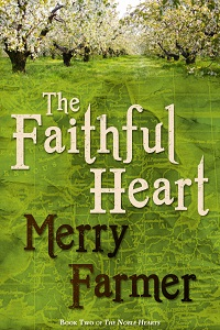 The Faithful Heart (Book 2) - Being a noble is all about soft beds and plenty of food, or so Jack Tanner always thought. But the other nobles of Derbyshire still treat him like a dirty peasant, he can do nothing to stop the rash of robberies in the forest, and his enigmatic steward, Simon, knows more about running a manor than he does. To top it off, even the return of Madeline, the love of his life, is overcast by the machinations of the beautiful and cunning Lydia. So when King Richard is captured and Derbyshire is asked to raise an impossible sum of ransom money, Jack must make a sacrifice that destroys his and Madeline's chance of happiness.Lady Madeline risked everything when she defied her father and escaped the convent in order to be with Jack. But their long-awaited reunion is ruined by her father's wrath and the fortune-hunting seductress Lydia. Madeline is smart, but convent life hasn't prepare her to battle for her man. When Jack becomes Lydia's captive, literally and figuratively, Madeline must learn to out-maneuver her rival in order to save the man who once saved her from a fate worse than death.