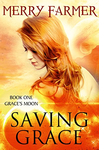 Saving Grace (Book 1) - The Terra Project is over, ended in one blast that scattered a handful of survivors through deep space. Grace Hargrove and her team—including Dr. Danny Thorne, the Project's despised geneticist, the man she loves—find themselves stranded in the virgin landscape of a habitable moon. Two other escape pods crashed near theirs, one controlled by Brian Kutrosky, a conspirator convicted of attempting to sabotage the Project, and another led by the soldier known as Kinn, whose mission was to neutralize the threat Kutrosky presented.In order to build a viable new world, the survivors must come together, but from the moment each group discovers the identity of the others, they are at war. With every conflict, every death, their chances of long-term survival decrease. The only hope of peace for the survivors comes at a terrible price for Grace. Her life hangs in the balance between the will of the man who loves her, the power of the man who wants her, and the secrets of the man who owes his life to her. But as Grace struggles to lead her people in building a new world out of the ashes of The Terra Project, the greatest danger lies in the hidden truth she carries with her.