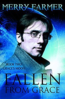 Fallen from Grace (Book 2) - Dr. Danny Thorne risked everything to save Grace Hargrove, the woman he loves, from the dark secrets of The Terra Project. He defied authority for her, let thousands of people die for her, and pulled every string possible to create the perfect world for her. But he lied to her and manipulated her, and in the end he lost her. He is left to struggle for his existence and the continued existence of the survivors of The Terra Project without her. Vengeance is coming. The forces of convicted conspirator Brian Kutrosky are on their way, and Kutrosky has made it clear that Danny will be the first to die when they arrive.Hope is not lost. What begins with a confession and a sign on the horizon starts Danny on a path to redemption. He has one chance to win Grace back, one chance to prove that he shares her vision of a new, peaceful world and is prepared to sacrifice everything to actualize it. To do so, he must outwit the soldier Kinn—who holds Grace's life in his iron grip—in a race to find and destroy the beacon that is drawing Kutrosky's ship closer and closer to their moon. His life, Grace's love, and the future of their fledgling civilization hang in the balance between self-sacrifice and the courage to kill who must be killed.