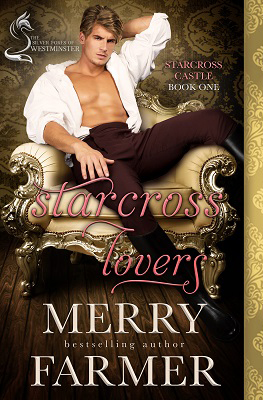 Starcross Lovers  (Starcross Castle Book One) - Ginny Davis has risen through the ranks downstairs at Starcross Castle, from maid to lady's maid for Lady Mariah deVere. But as grand as her new position is, the one thing she wants the most feels out of her grasp. Her heart belongs to head stableman Harry Pond, but she's convinced that she's already ruined her chances with Harry by being too bold too soon. So when mine surveyor Stephen Adler takes a shine to her and offers her the adventure of a lifetime, her heart is torn.Harry has loved Ginny from the moment he met her, but he believes that her ambition and hunger for adventure mean she will never look on him as more than a bit of fun. He'd do anything to convince her to marry him…and when Adler swoops in, anything is what he just might have to do. This heartfelt tale of love below-stairs continues the story that started with DECEMBER HEART, the first book in The Silver Foxes of Westminster series.PLEASE BE ADVISED – Steam Level: Very Hot!