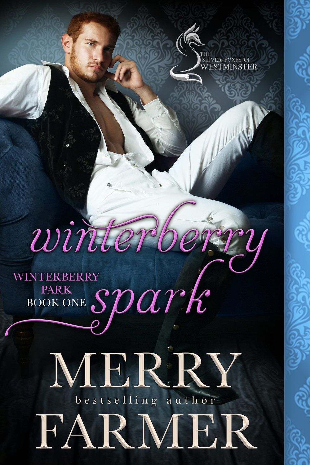 Winterberry Spark (Winterberry Park Book One) - Nursemaid Ruby Murdoch has lived the hardest of lives, but she's always managed to survive, even if it meant great sacrifice. But when the best thing that ever happened to her, being employed by Mr. Alexander Croydon as nursemaid for his son, James, ends up in jeopardy, she has no one to turn to…except the only man she'd ever truly loved, Mr. Croydon's man of business, Gilbert Phillips.Gil has also struggled against impossible odds to find his place in life. He fell in love with Ruby the moment he met her and was thrilled when the Croydons brought her into their protection. But after the catastrophic events that nearly tore the Croydon family apart, he isn't sure if he can find it in his heart to forgive her. His head and his heart are constantly at war.Until Gil is faced with the possibility of losing Ruby forever. When love is pushed to its limit, only the powers of forgiveness and understanding can lift these lovers above the unfairness of the world and into each other's arms.PLEASE BE ADVISED: Steam Level – Very HotWinterberry Spark is connected to the full-length novel AUGUST SUNRISE
