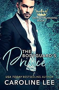 The Bodyguard's Prince - by Caroline Lee (Book One)  - It's her job to protect him...but someone wants him out of the picture!Crown Prince Alek of Aegiria is known for two things: his sense of duty and tradition, and being as drop-dead gorgeous as his brothers. His five younger brothers, whom he leads with a firm hand. They have a tendency to get into trouble, and without him, the whole palace would probably descend into chaos. So when their Queen mother surprises the princes with an announcement which will shake the entire nation, he know she's got his work cut out for him.And then he's kidnapped.Lt. Toni Dryden, the Crown Prince's bodyguard and not-quite-willing closest confidante, knows it's up to her to save the stuck-up prince's cute butt. After all, surely allowing her employer to be kidnapped is a black mark on her resume! But that's the only reason she's willing to move heaven and earth to save him...not because he's gorgeous,or makes her laugh with his dry sense of humor, or because of the way he kisses...But it's going to take teamwork to get out of this mess, and Toni and Alek make a better team than expected. Too bad ex-cowgirl bodyguards are not princess material!This book has a heat rating of 2.5/5 for language and mild physicality. Nothing graphic.