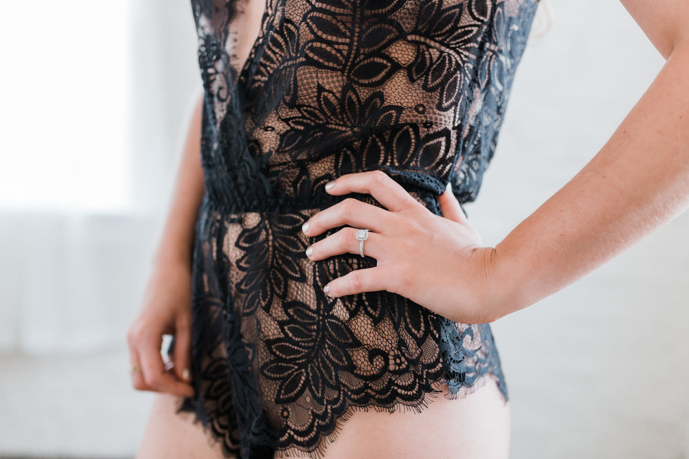 highly recommended boudoir photographer in Maryland - boudoir photo inspo