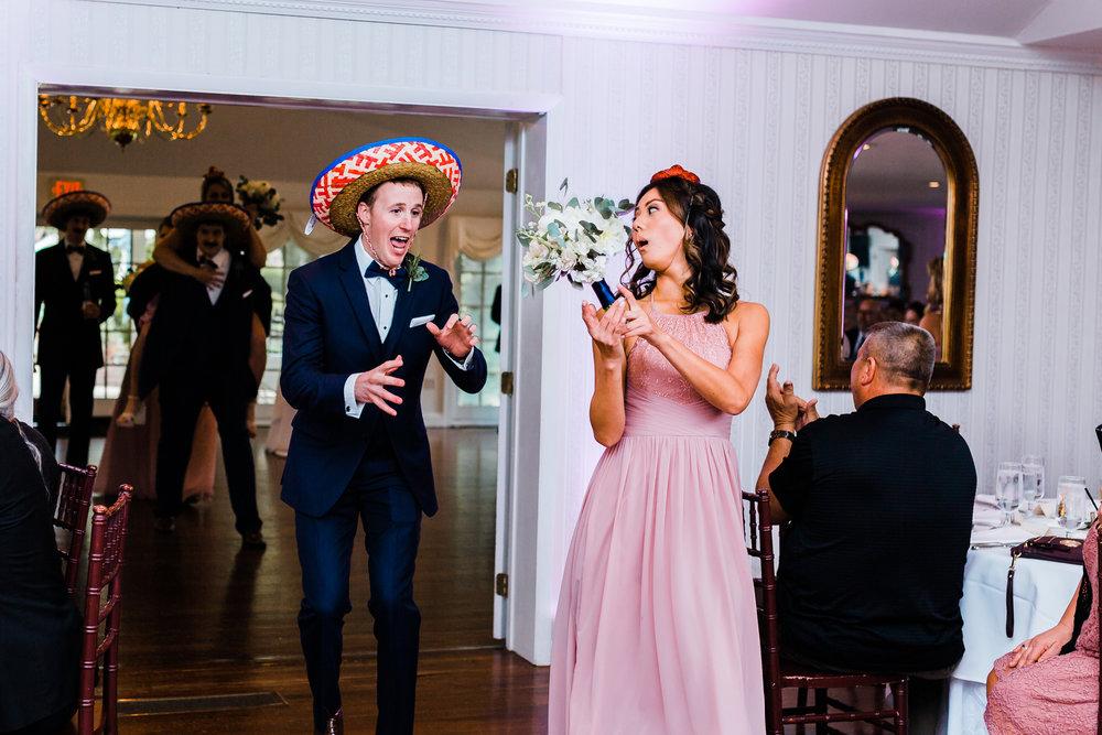wedding reception cinco de mayo maryland carroll county
