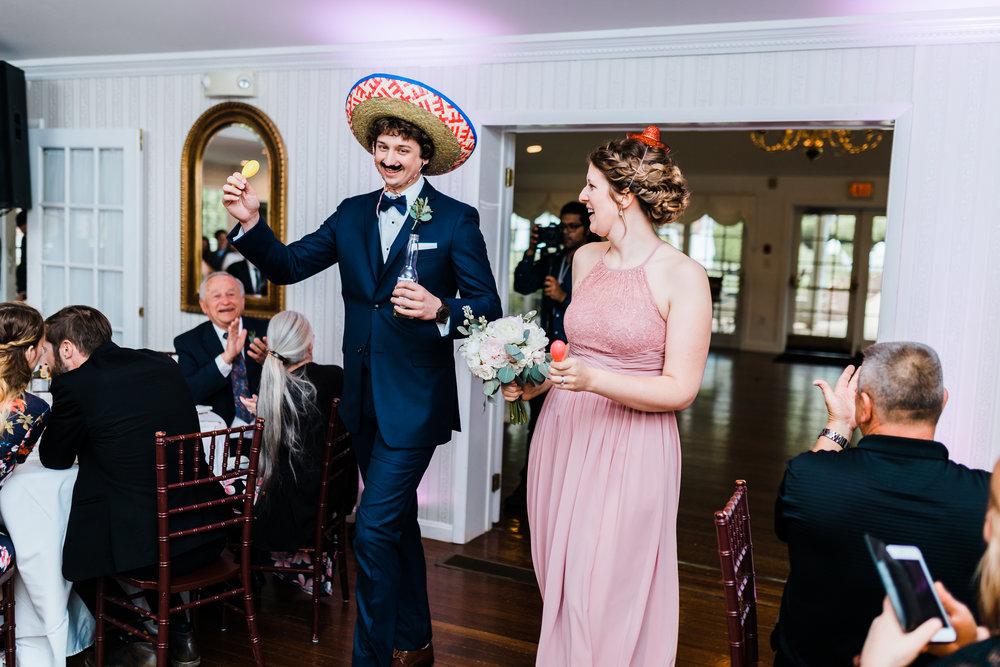 cinco de mayo sombreros md wedding
