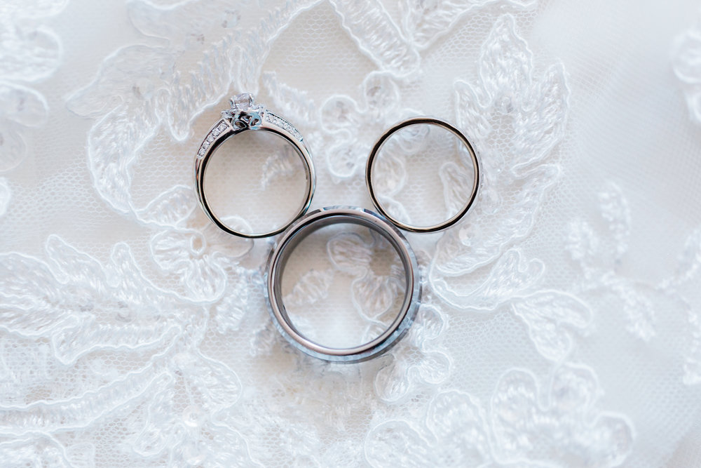mickey mouse wedding rings - maryland wedding - best md wedding photographer - md wedding photo and film / video