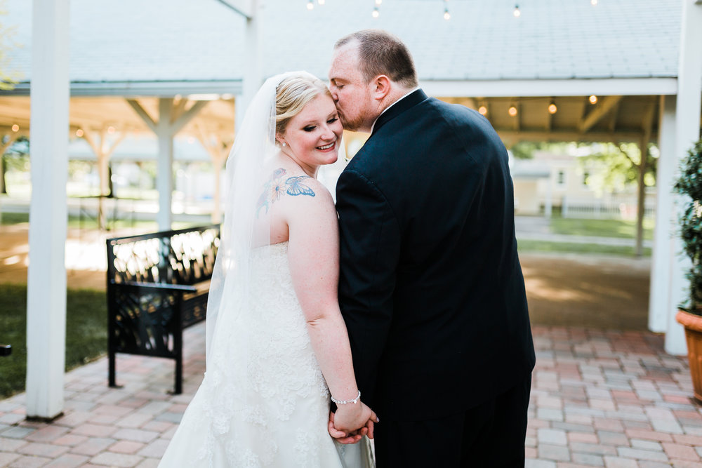 bride and groom portraits - maryland wedding photographer - bayside wedding - waterfront weddings in maryland