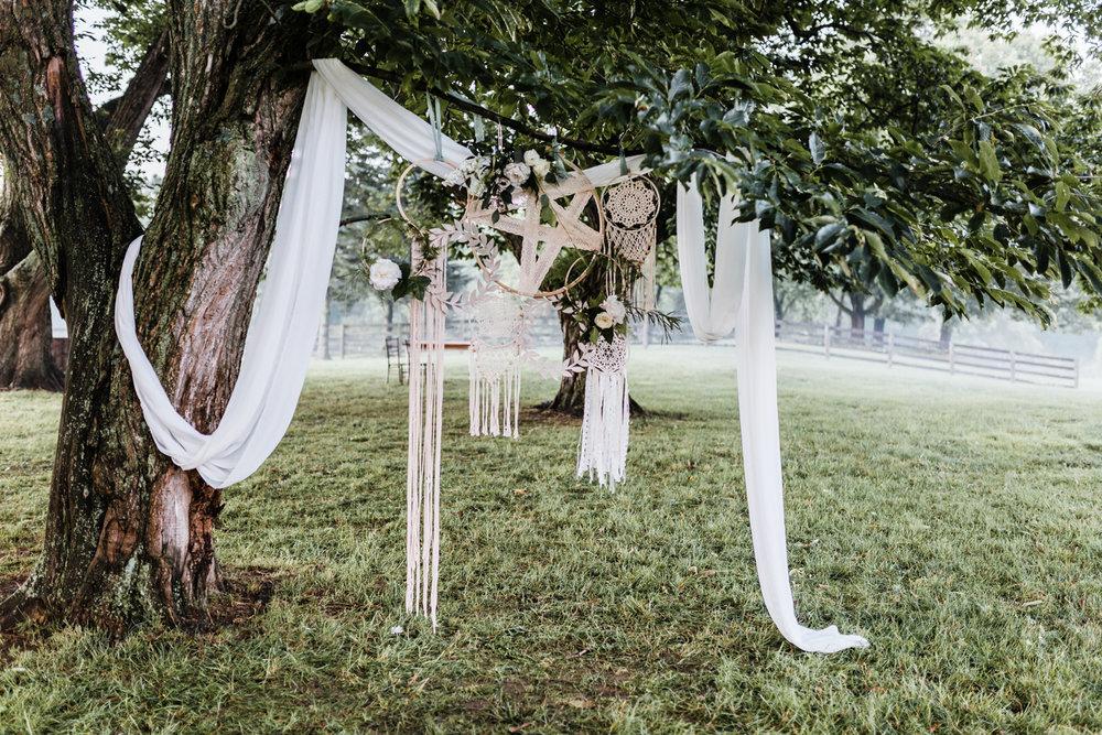 Chantilly Design & Events - maryland wedding coordinator - maryland wedding photographer and cinematographer - unique wedding backdrops