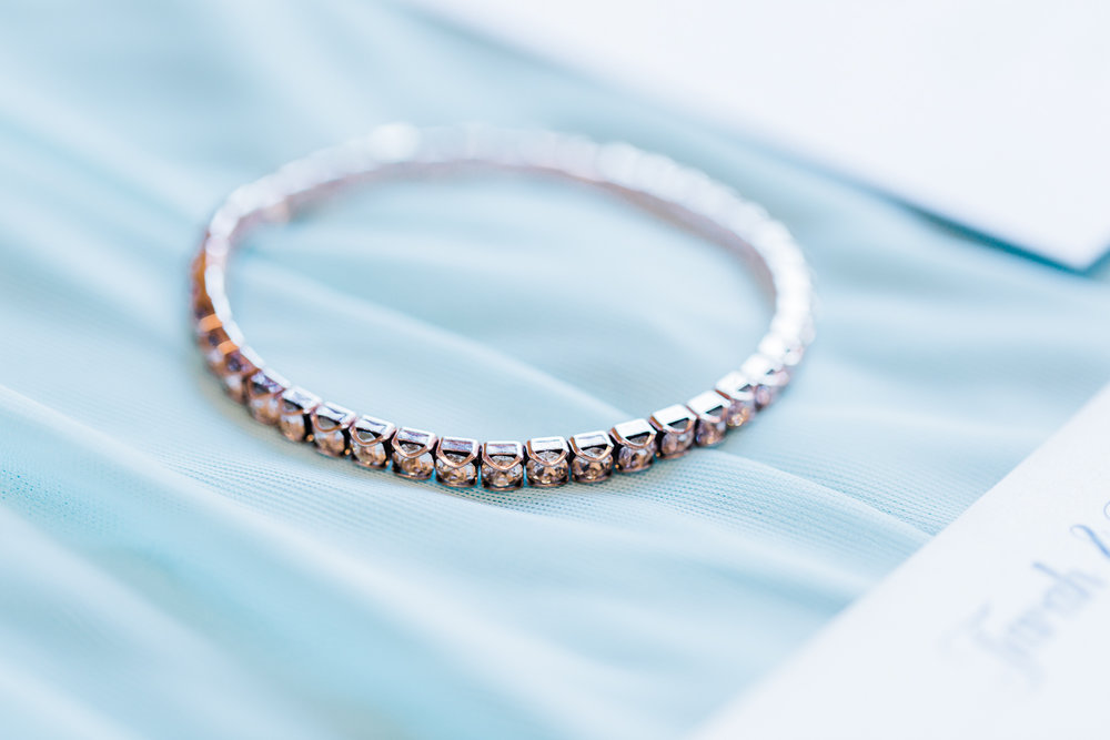 bridal details - bride bracelet - md wedding