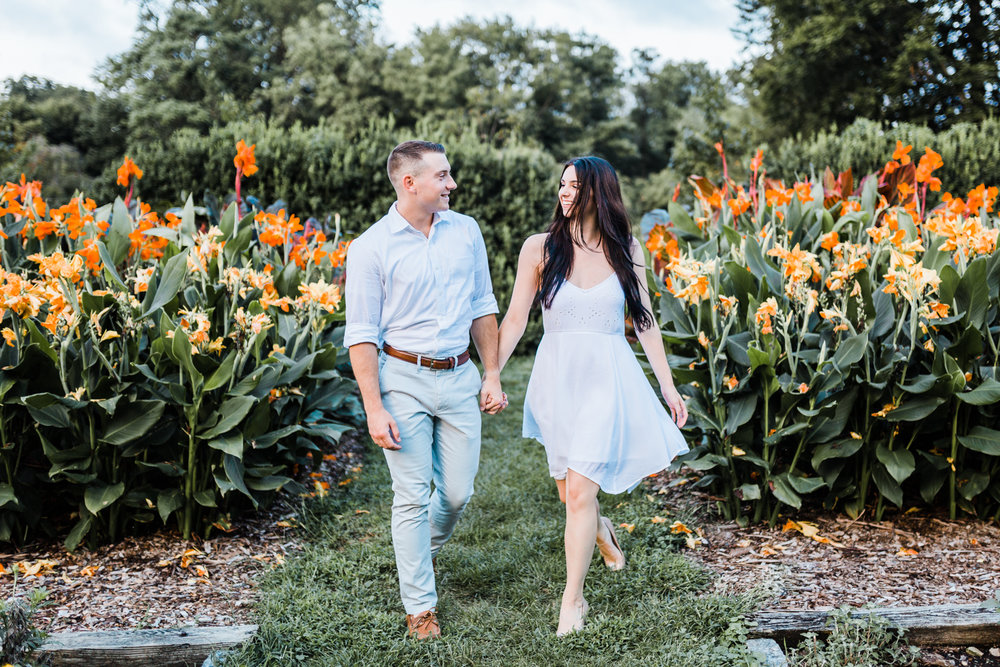 engagement session outfit inspo - maryland engagement photographer