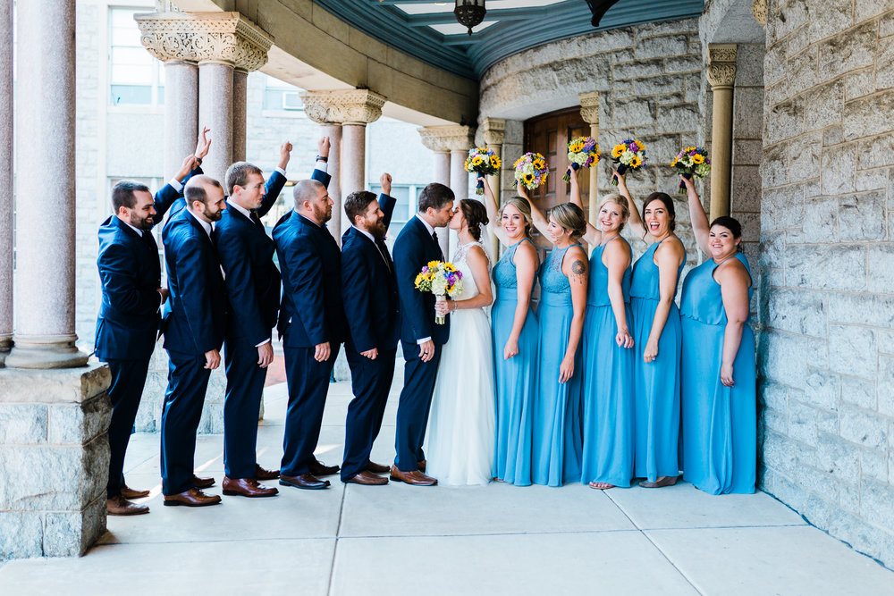 baltimore greek orthodox wedding