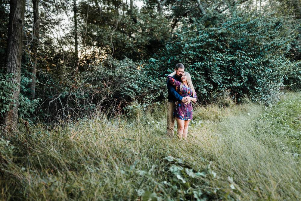 Maryland and Pennsylvania engagement photographer - Codorus State Park