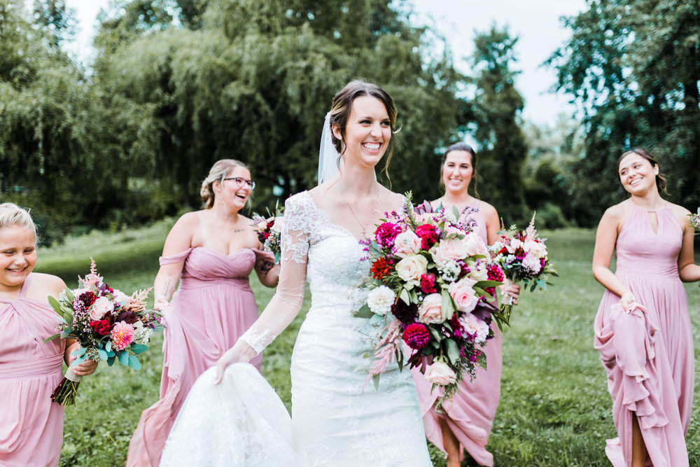 top rated maryland wedding photographer and cinematographer - husband and wife team