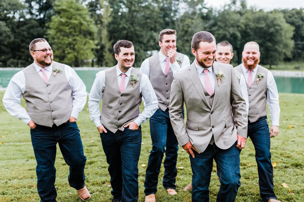 frederick and carroll county wedding photographer and videographer