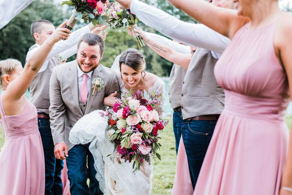 fun photos to do with your bridal party
