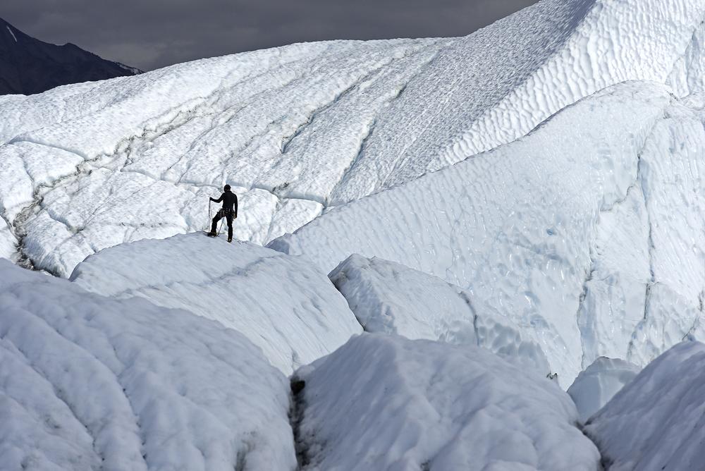 Matanushka Glacier, Sutton