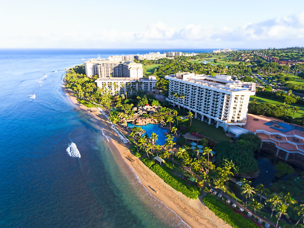 Ka'anapali coastal retreat