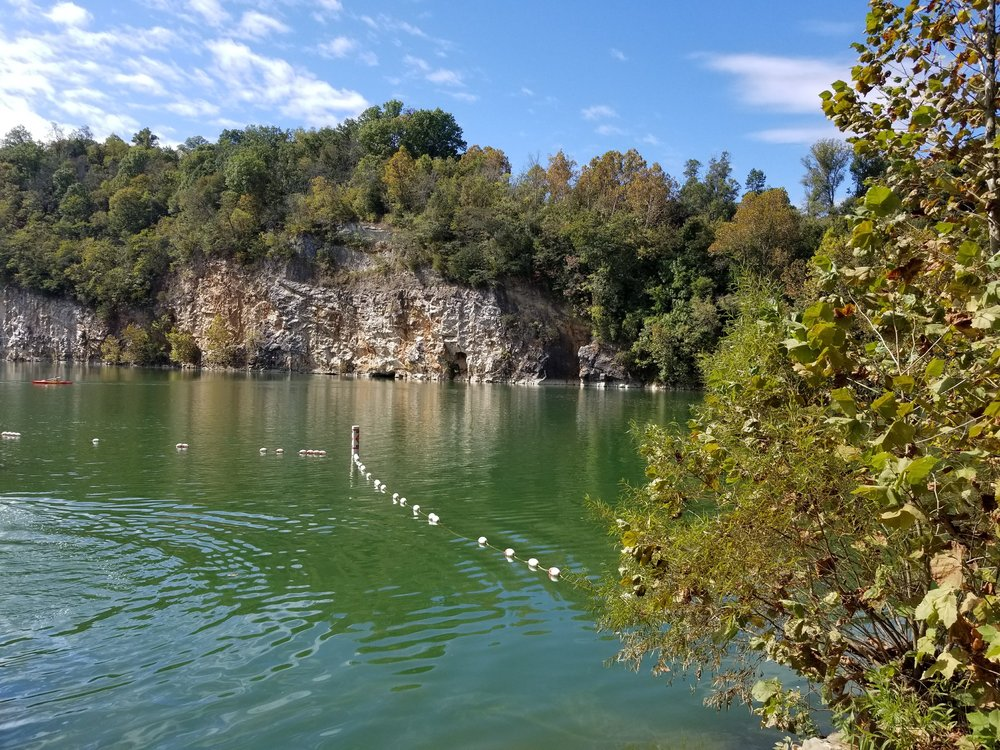 Mead's Quarry in South Knoxville