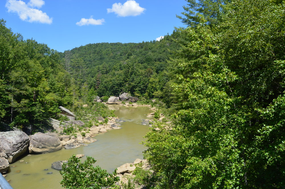 National Parks in East Tennessee  - Check out this guest post on one of my favorite travel blogs travelthroughlife.net ..