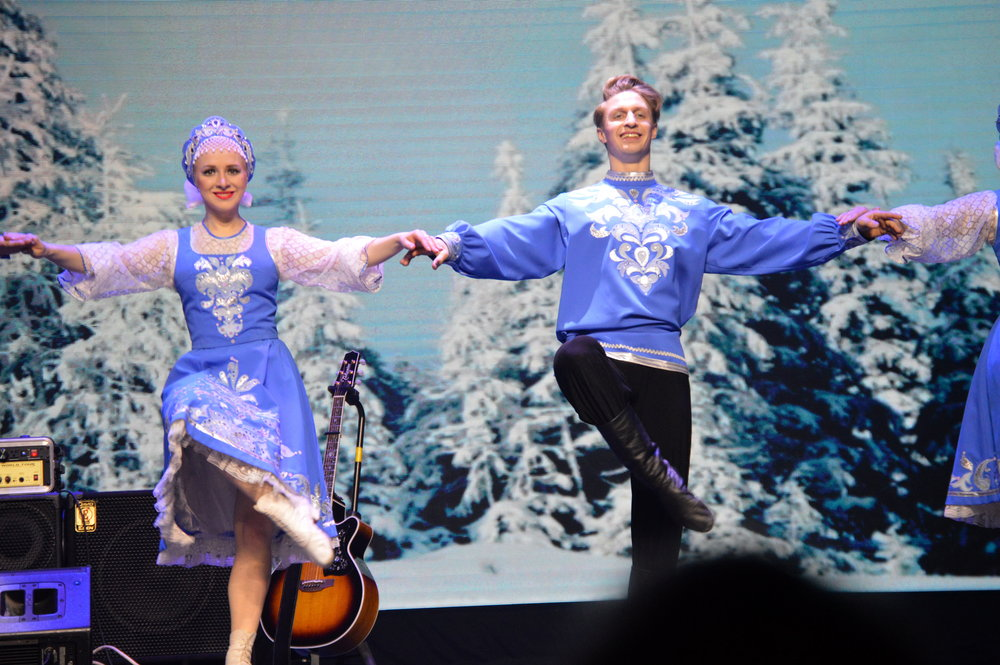 The National Dance Company of Siberia
