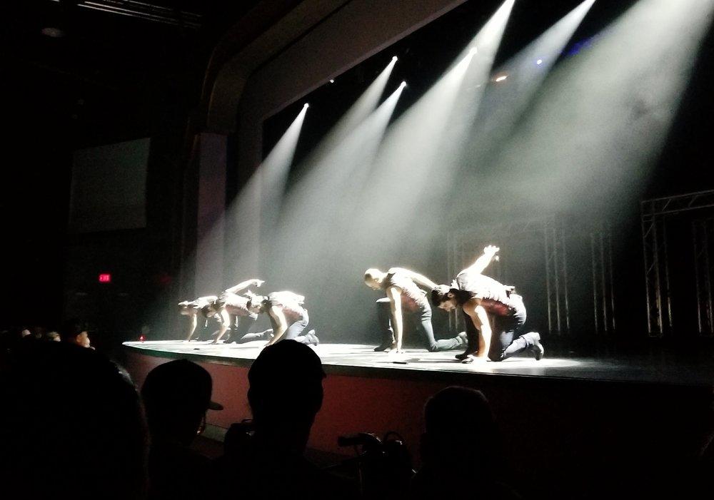 The Flamenco Kings performing at Dollywood