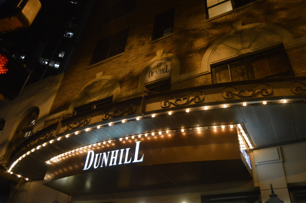The Dunhill Hotel Tryon Street Entrance