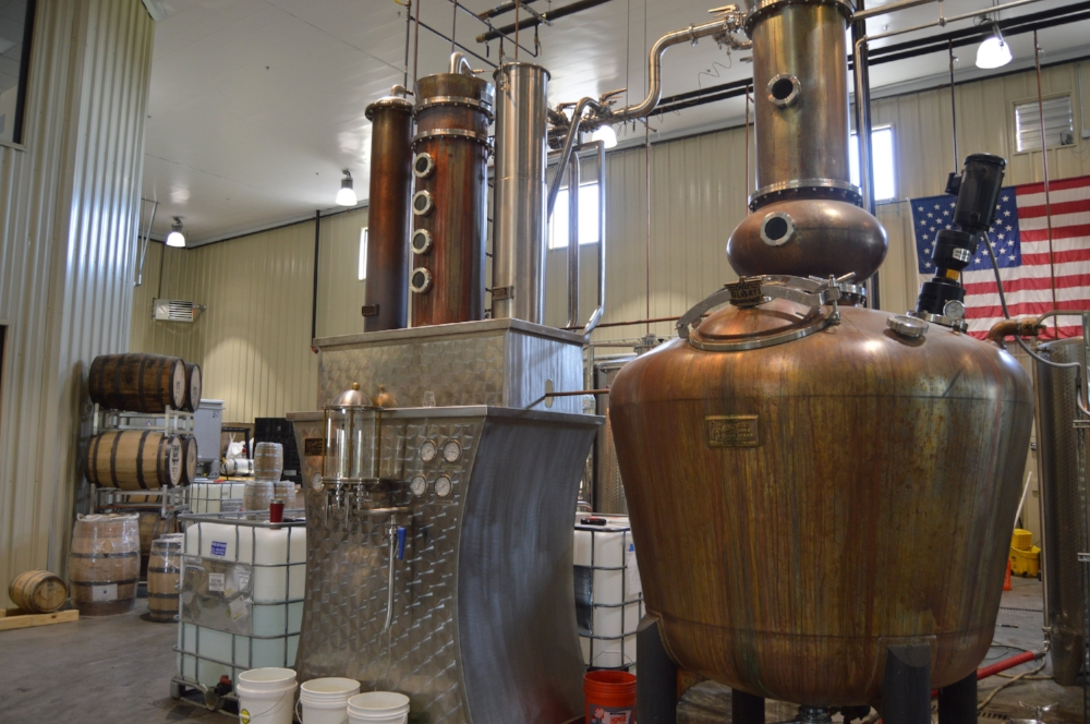 Old Glory Distilling