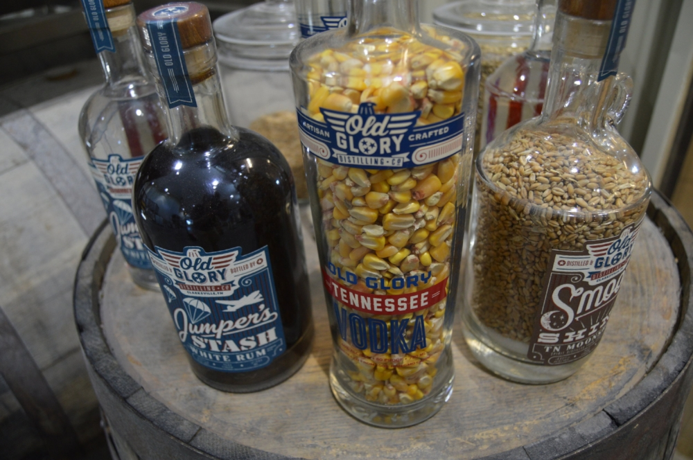 Old Glory Distilling Grains
