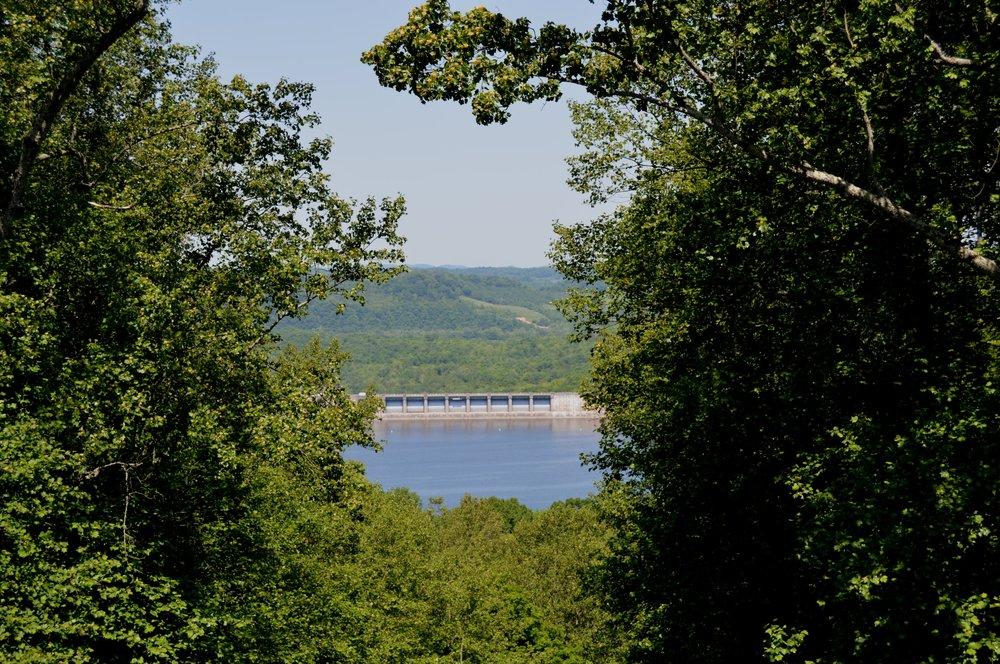 Center Hill Lake at Edgar Evins Park