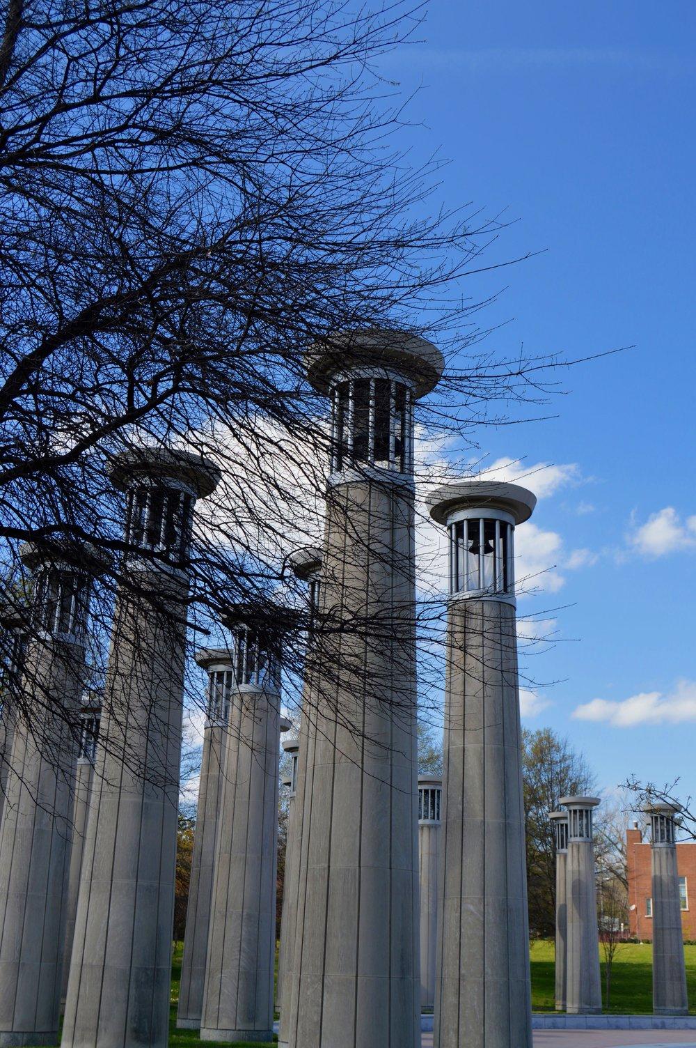Carillon at Bicentennial Mall