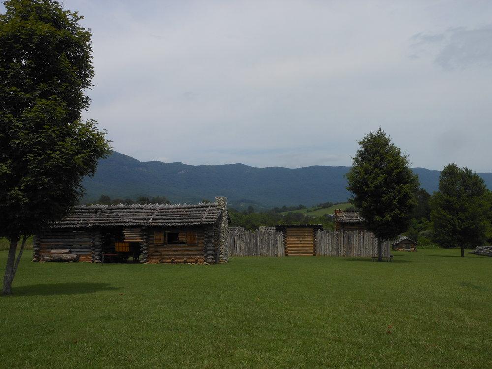 Wilderness Road State Park