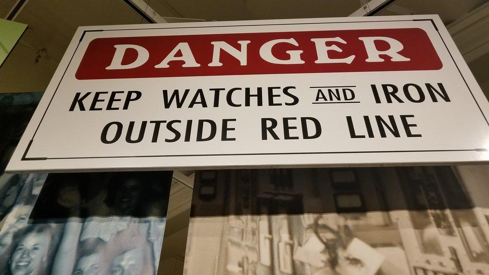 Oak Ridge, the Secret City, exhibit at the East Tennessee History Center