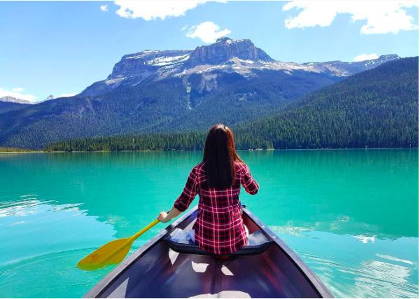 @Emerald Lake, Yoho National Park (图片来自网络)