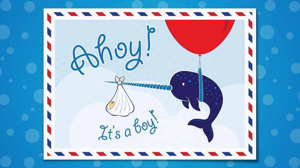Narwhal Birth Announcement_Bud Franck_01.jpg