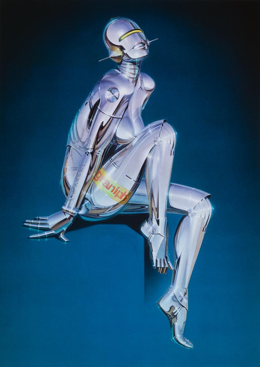 Sorayama's Art