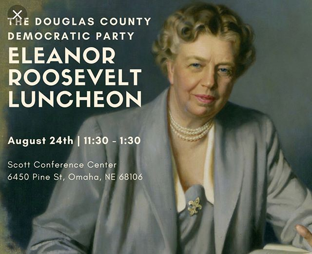 A great afternoon honoring women in politics at the Do. Co. Annual Eleanor Roosevelt luncheon. Bonus photos from the luncheon 10 years ago when my Grandma, Kathleen Cavanaugh, was honored and Eleanor's granddaughter, Anna, was the keynote.