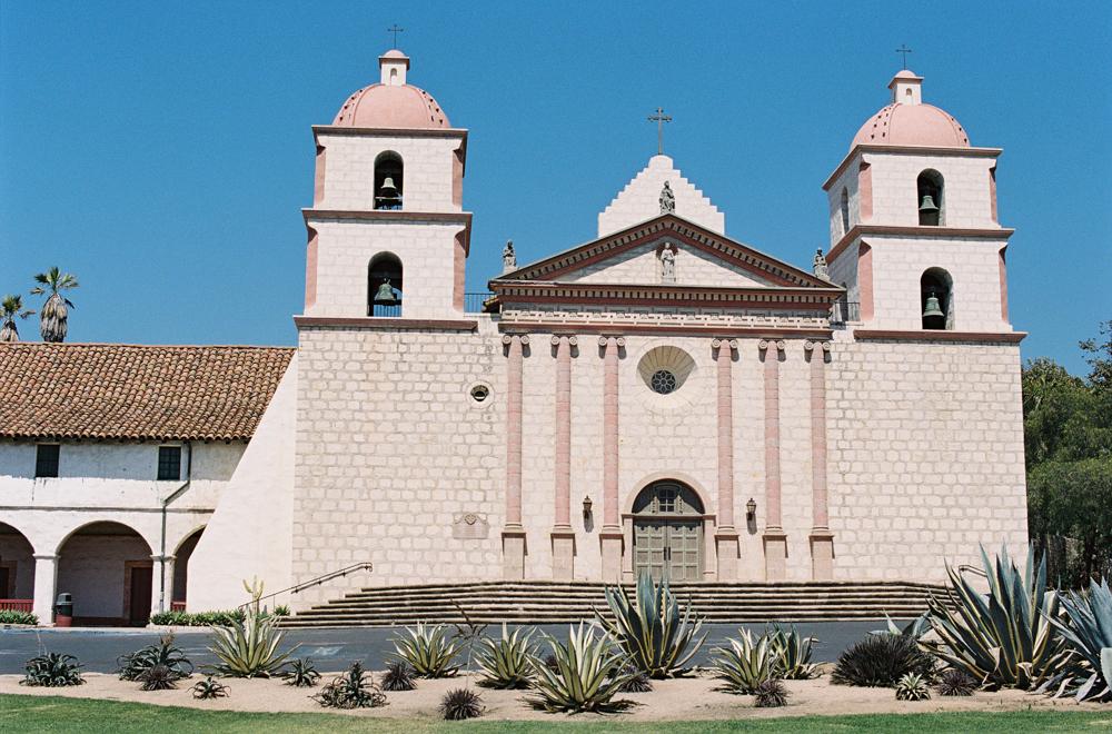 Mission Church Santa Barbara