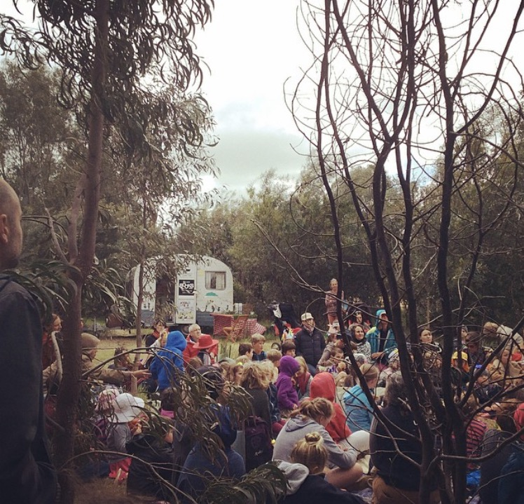 Castlemaine Literary Festival - Barringup