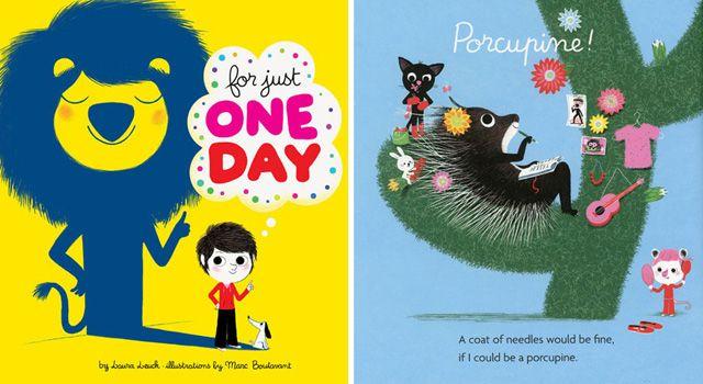 For Just One Day. Lauren Leuck, Mac Boutavant