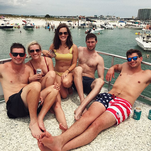 Crew's booze ☀️