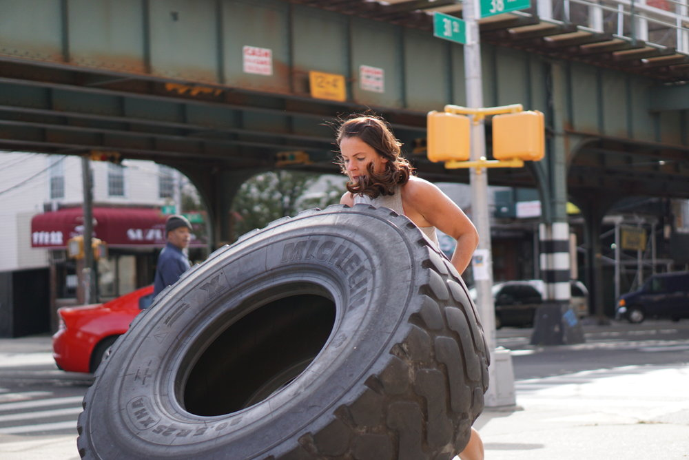 - 30 Minute EMOMEven Minute:1 Round of Cindy     5 Pull Up     10 Push Up     15 Air SquatOdd Minute:1 Tire Flip OR 2 Partner Tire Flip (AHAP)