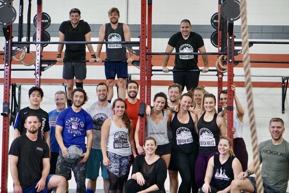 - Community Day: CrossFit Hero WOD------------------