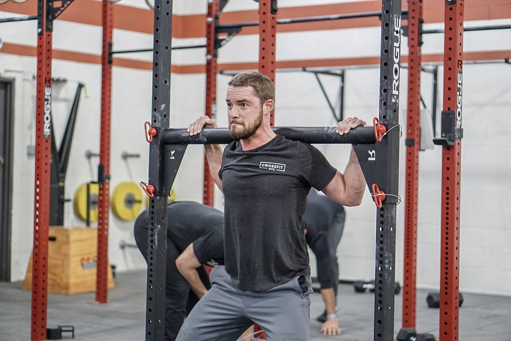 - Drill Skill: Yoke Carry-------------------8 Rounds Not For Time50' Yoke Carry (450/300)1 Attempt Max Effort Dumbbell Push Press (50/35)*Score Equals Total Dumbbell Push Press
