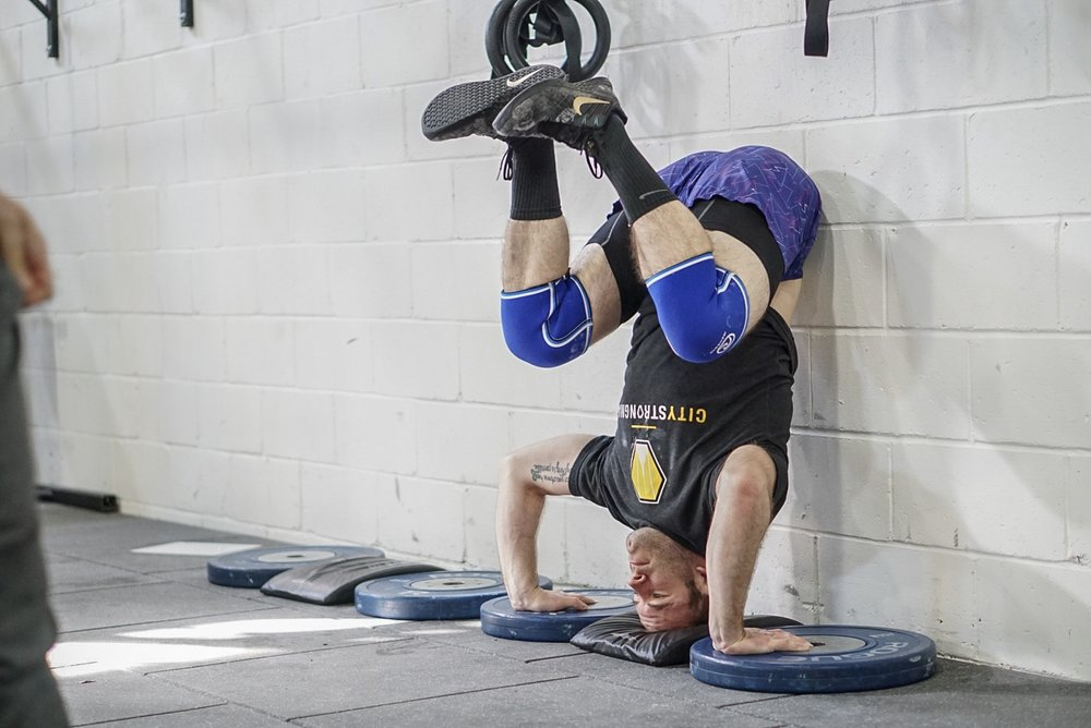 - 15 Minutes to Establish3RM Hang Power Snatch--------------------CrossFit Open 17.110 Dumbbell Snatch (50/35)15 Burpee Box Jump Over (24/20)20 Dumbbell Snatch15 Burpee Box Jump Over30 Dumbbell Snatch15 Burpee Box Jump Over40 Dumbbell Snatch15 Burpee Box Jump Over50 Dumbbell Snatch15 Burpee Box Jump Over