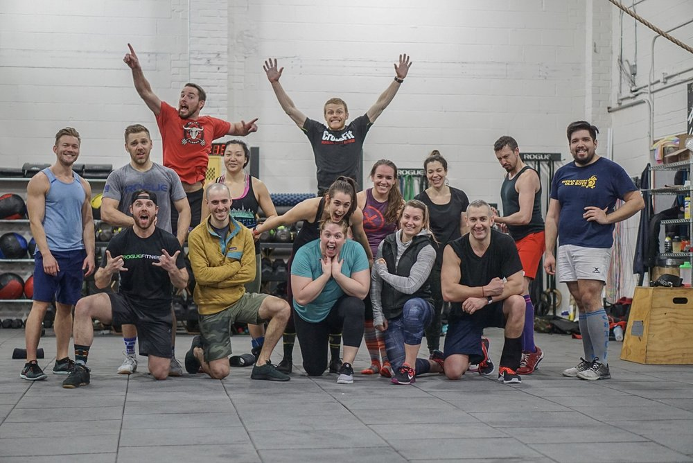 - Drill and Skill: Snatch--------------------CrossFit Open 13.1Complete as many reps as possible in 17 Minutes of:40 Burpee30 Snatch (75/45)30 Burpee30 Snatch (135/75)20 Burpee30 Snatch (165/100)10 BurpeeAMRAP Snatch (210/120)