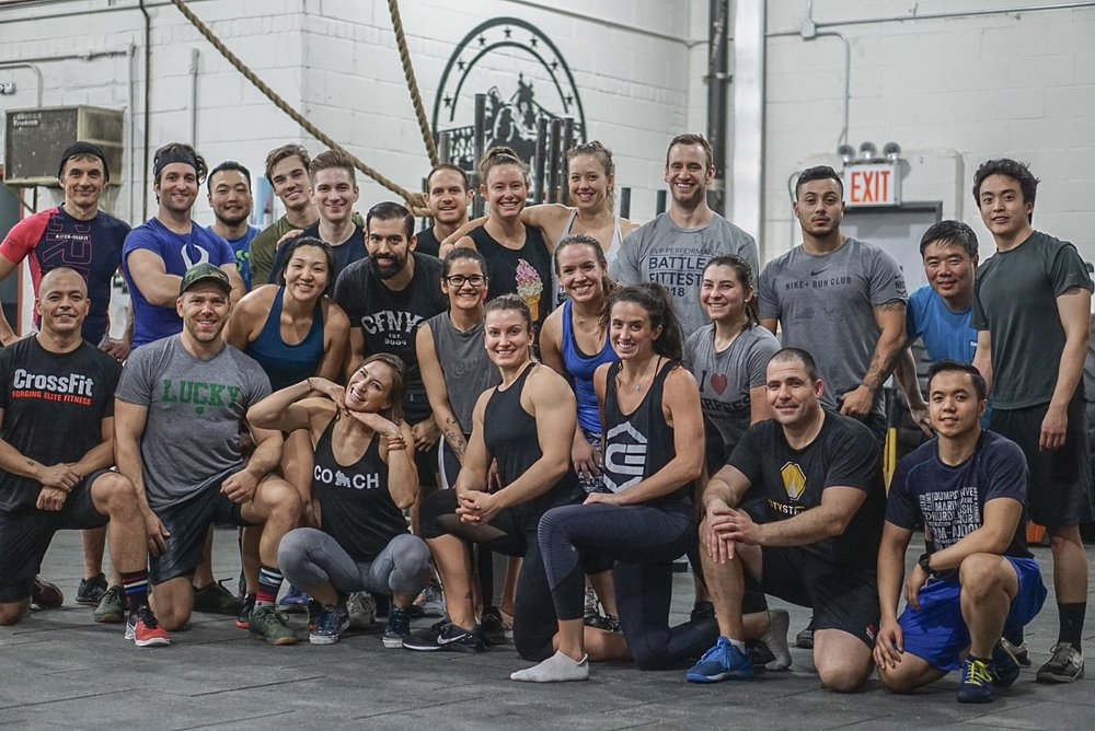- Active Recovery6 Rounds of 30 Seconds On / 30 Seconds OffDouble UnderBox JumpSit UpCalorie RowKettlebell SwingCrossFit Open starts tomorrow, register today!