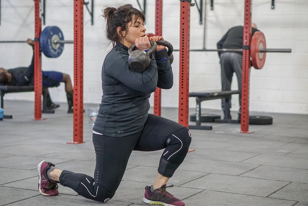 - CrossFit Open Workout 18.5 (12.5 and 11.6)Complete as many reps as possible in 7 minutes of:3 thrusters3 chest-to-bar pull-ups6 thrusters6 chest-to-bar pull-ups9 thrusters9 chest-to-bar pull-ups12 thrusters12 chest-to-bar pull-ups15 thrusters15 chest-to-bar pull-ups18 thrusters18 chest-to-bar pull-upsThis is a timed workout. If you complete the round of 18, go on to 21. If you complete 21, go on to 24, etc.